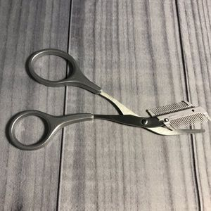Avon Eyebrow Trimmer Comb Scissors